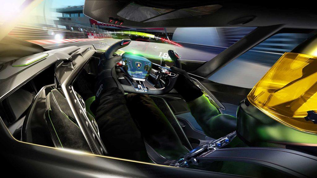 Lamborghini V12 Vision