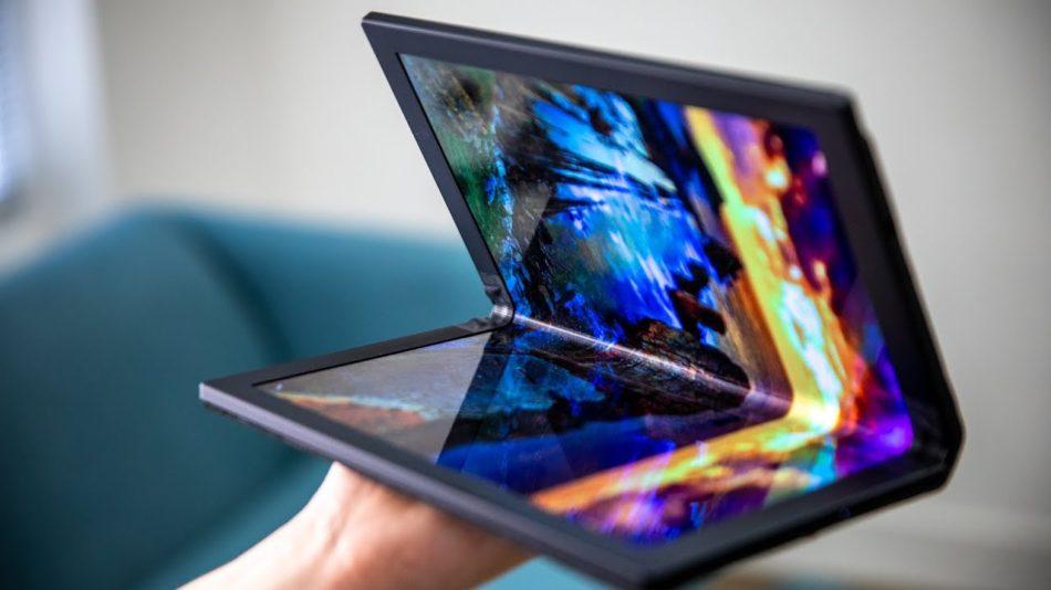 Thinkpad X1 foldable