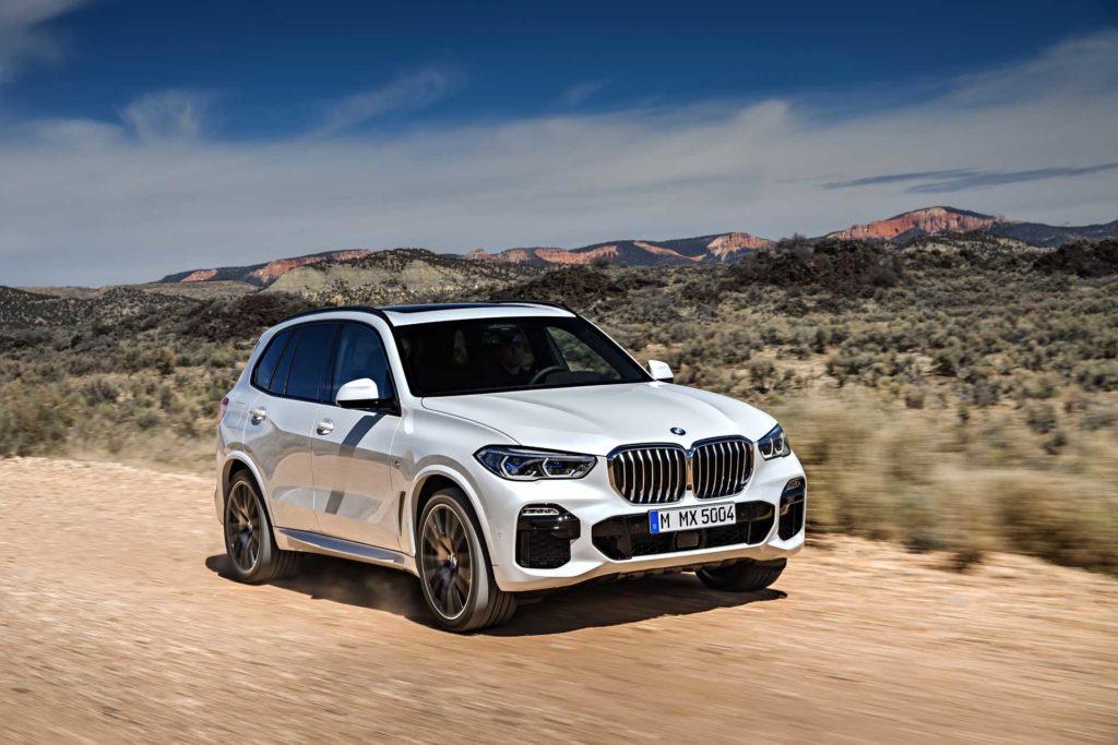 BMW X5 technobloga