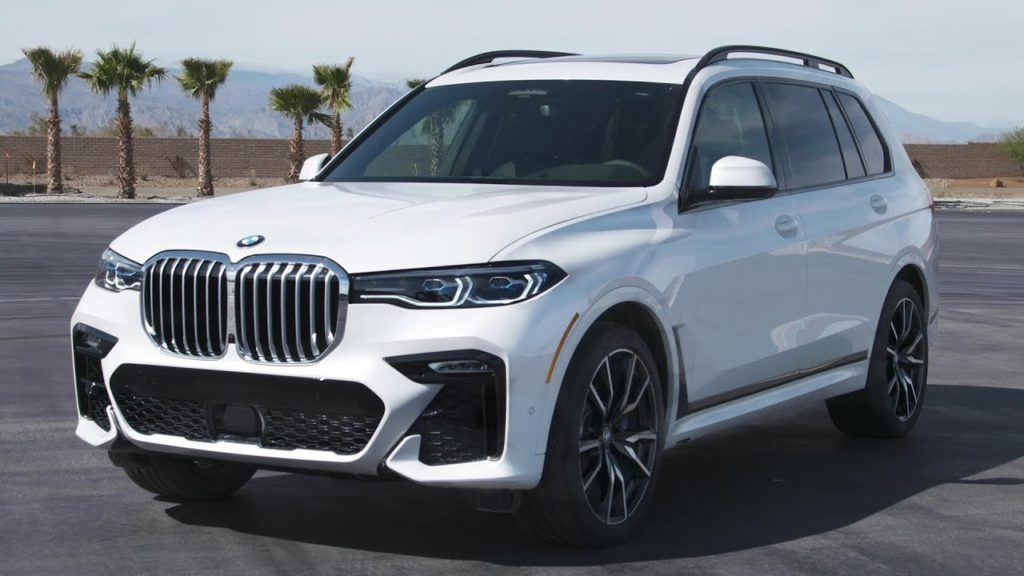 BMW X7 technobloga