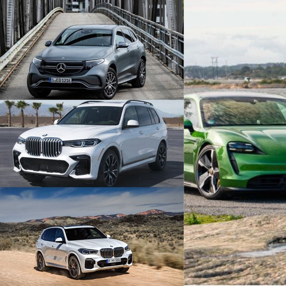 Top 5 Worlds luxury Cars in Auto Expo