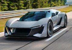 Audi AI RACE e-tron