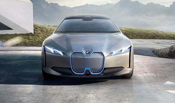 BMW ELECTRIC I4 SEDAN