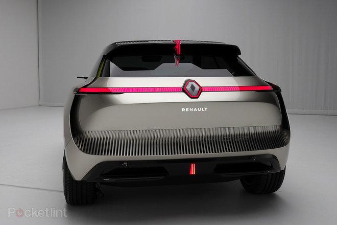 Renault Morphoz SUV