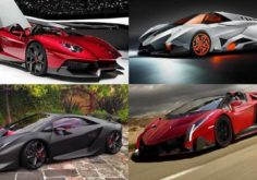 Top 5 Lamborghini in world