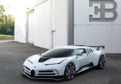 Bugatti-Centodieci