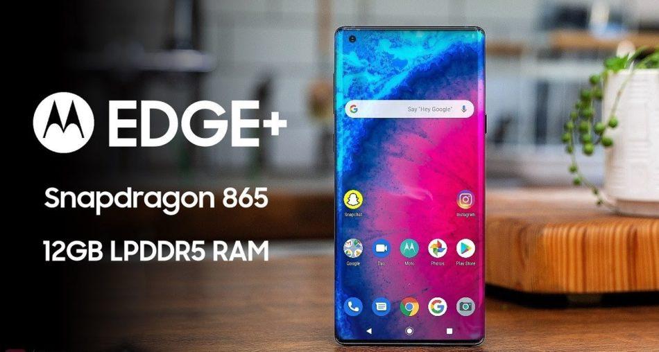 New Motorola Edge+
