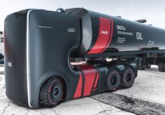 Truck For Audi Future Truck