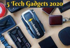 5 Tech Gadgets 2020