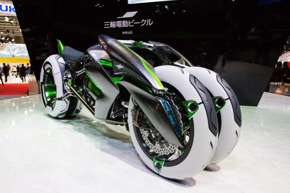Motorbikes Innovative Designs