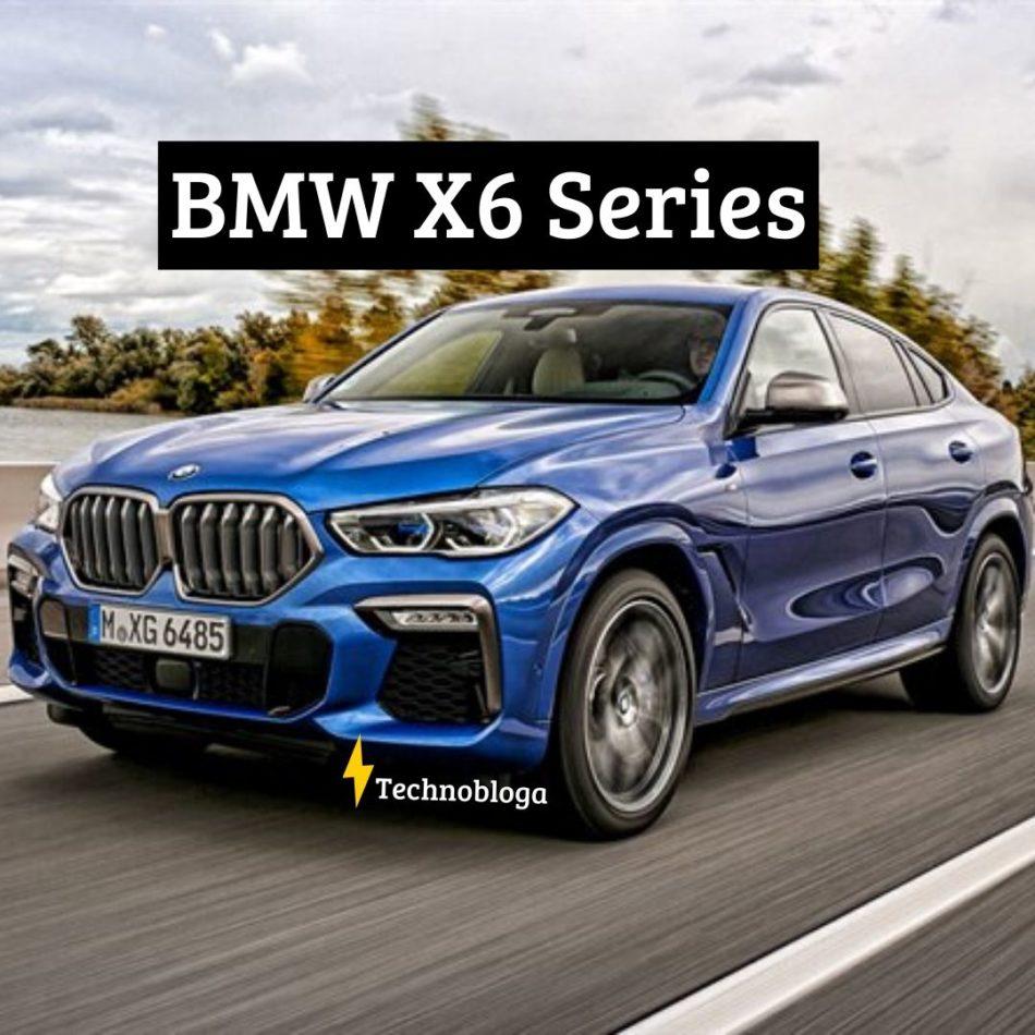 BMW X6 series 2020