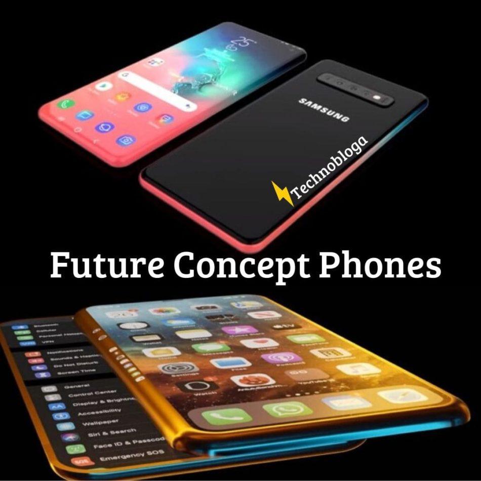 Future Concept Phones
